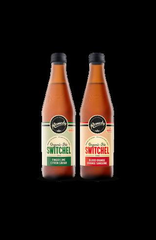 Switchel mixed case - Canada