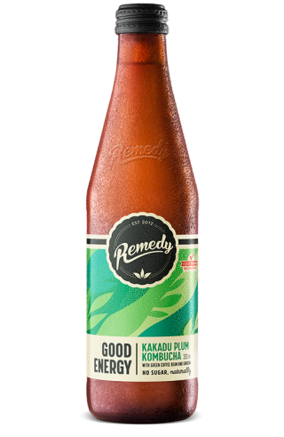 Remedy Good Energy - Kakadu Plum 330ml Bottle