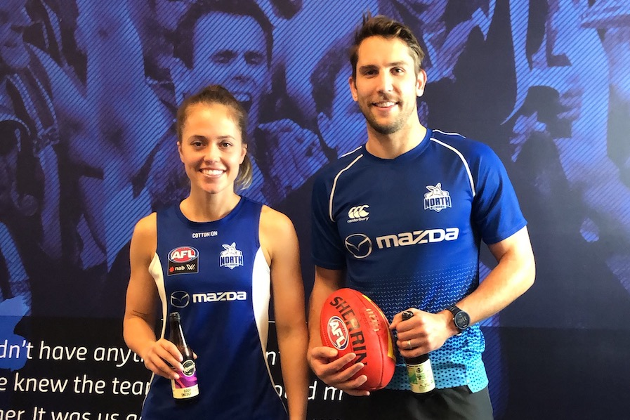 North Melbourne Football Club and Remedy Good Energy