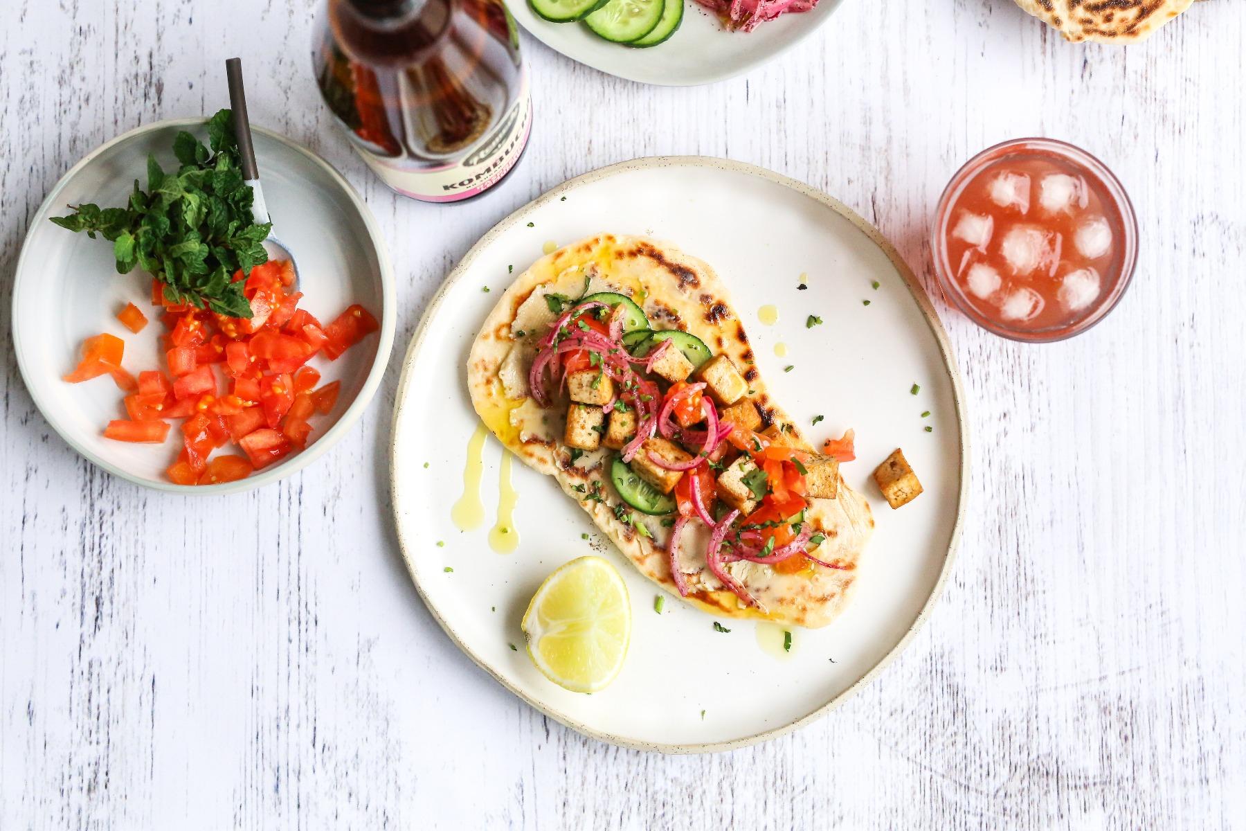 Remedy Recipe for Vegetarian Turkish Inspired Kebabs