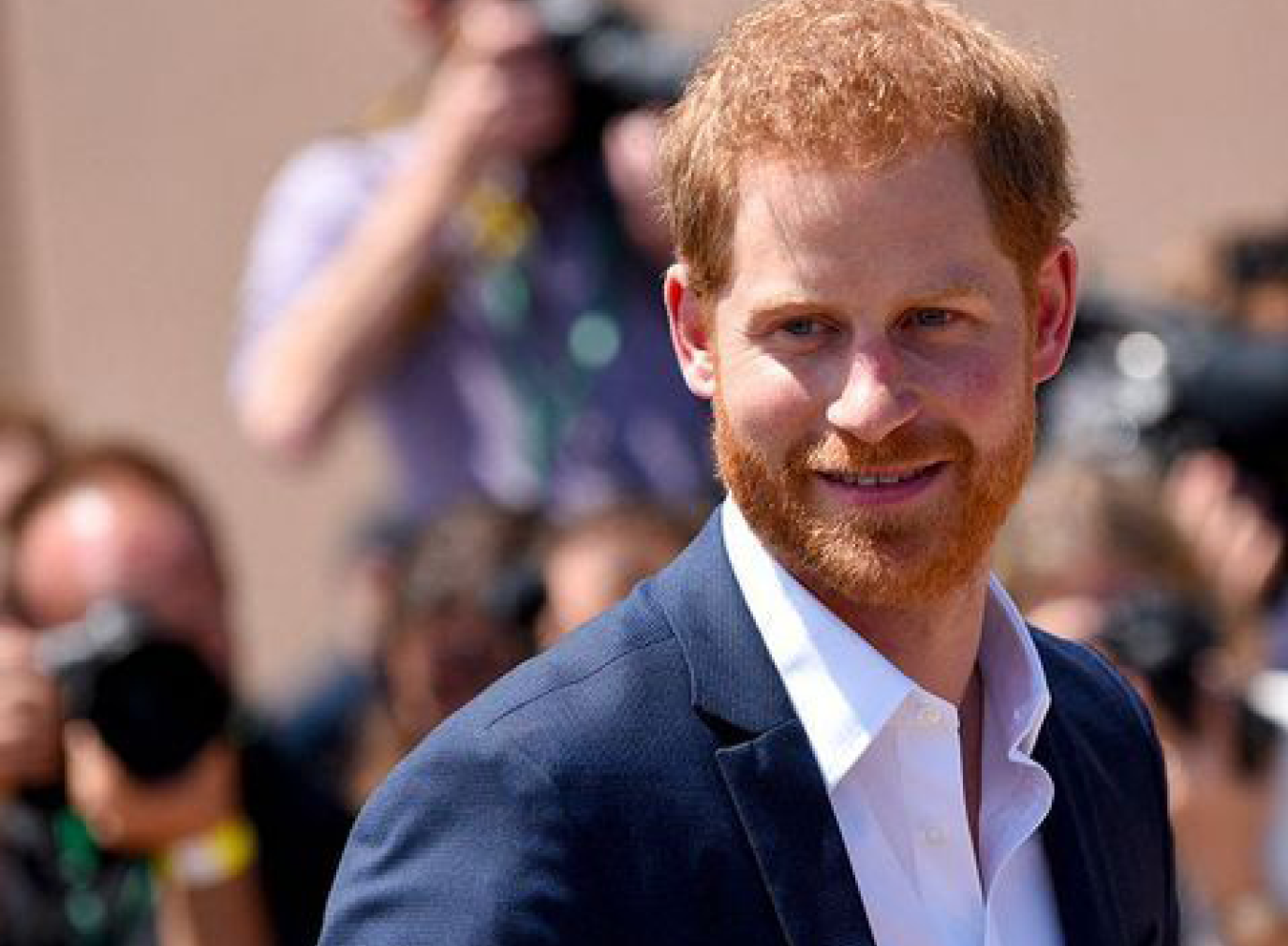 Prince Harry© DPA/ABACA