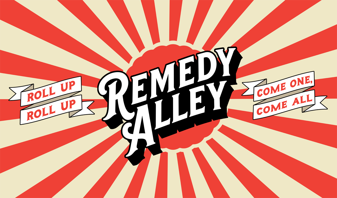 Sign up form - Remedy Drinks