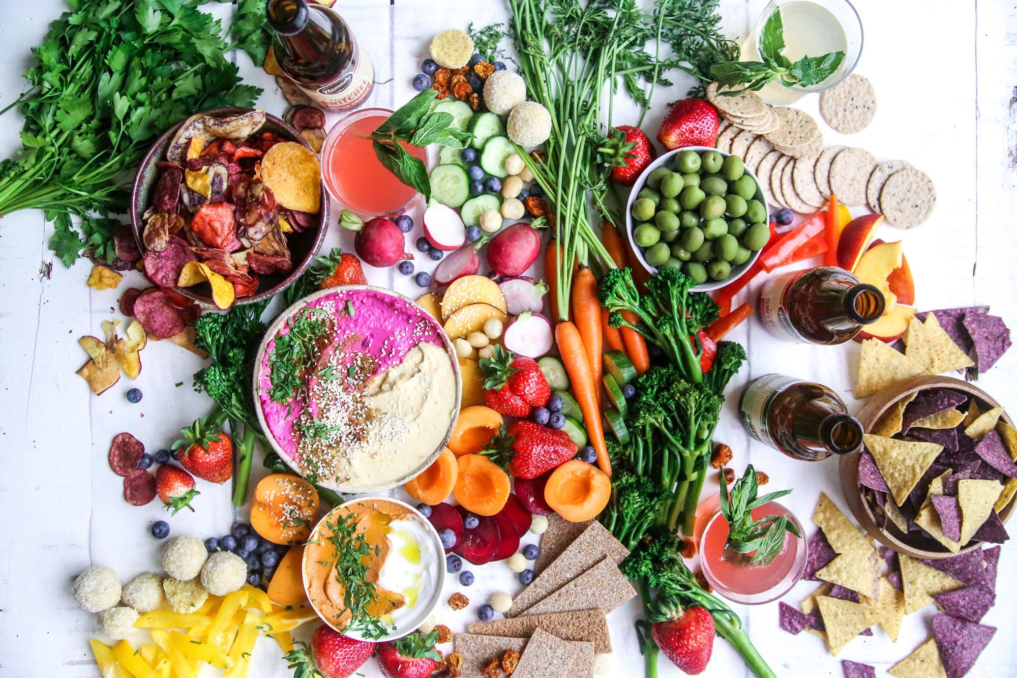 Remedy Kombucha festive food swaps