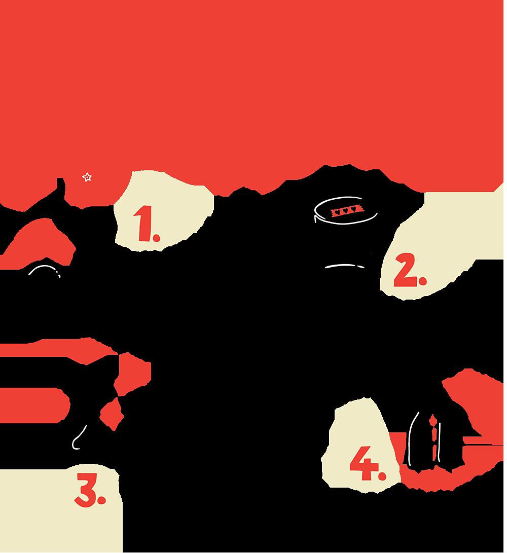 how we make Remedy Sodas
